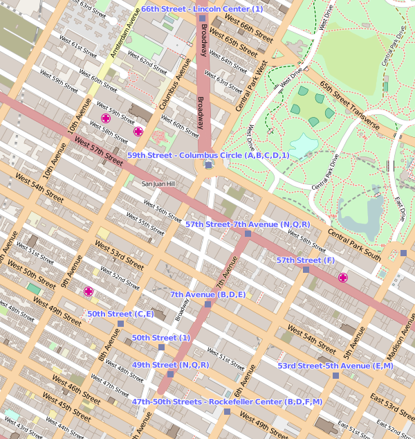 Figure 1: New York naked